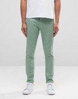 Liquor & Poker Slim Chino Mint