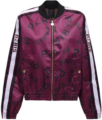 Nike All Over Jordan Psg Tech Jacket