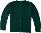 Chaps Girls 4-16 School Uniform Textured Cardigan