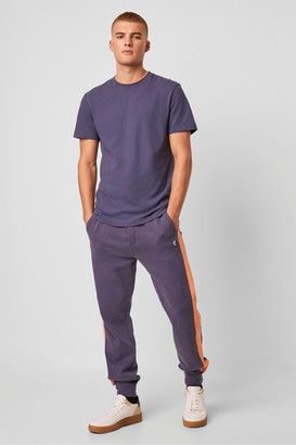 French Connection Sunday Sweat Contrast Stripe Joggers
