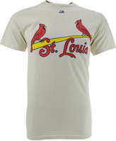 Majestic Men's Stan Musial St. Louis Cardinals Cooperstown Player T-Shirt