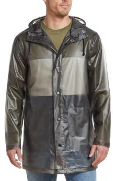 Weatherproof Vintage Men's Translucent Rain Jacket