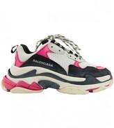 balenciaga triple s sports shoes bred off 55%