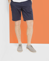 Jacquard Spotted Chino Shorts