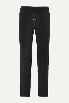 Loro Piana Cashmere Track Pants - Black