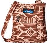 Kavu Mini Keeper Cross Body Handbags