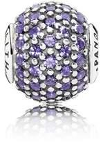 Pandora Faith essence collection charm purple cz