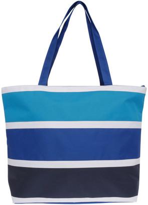 Regatta Stripe Double Handle Tote Bag RBL020