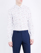 Paul Smith Forest Floral cotton shirt