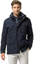 Tommy Hilfiger Contrast Hooded Field Jacket