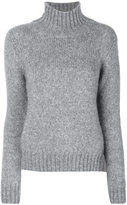 Dondup roll-neck jumper - women - Polyamide/Alpaca/Merino - S