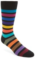 Paul Smith Men's Bright Block Socks