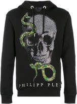 Philipp Plein Snake hoodie