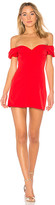 Majorelle x REVOLVE Bridget Dress in Red. - size L (also in M,S,XL,XS)