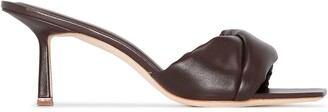 Studio Amelia 3.32 75mm Leather Sandals