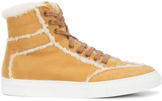 KOIO Primo Caramella hi-top sneakers