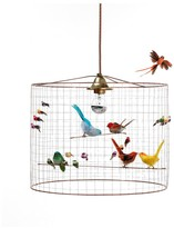 MATHIEU CHALLIÃRES Small Hanging Birdcage