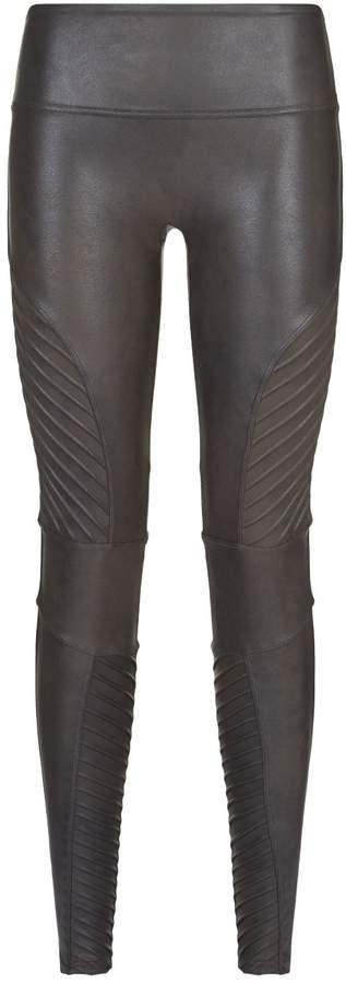 74649fe52b39e Ribbed Moto Leggings - ShopStyle