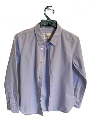 LES COYOTES DE PARIS Blue Cotton Tops