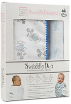 Disney Mickey Mouse Swaddle Duo for Baby