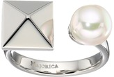 Majorica Why Not? Silver Ring