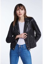 Set Fashion - The Tyler Leather Jacket - 42