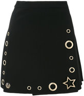 Philipp Plein Maiman skirt - women - Spandex/Elastane/Acetate/Viscose - M