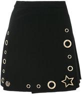 Philipp Plein Maiman skirt - women - Spandex/Elastane/Acetate/Viscose - S