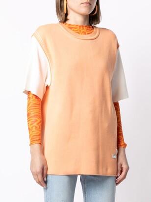 Ader Error Madara knit T-shirt