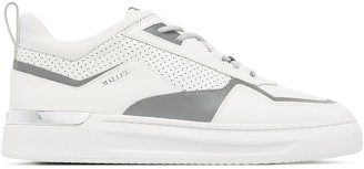 Mallet North One leather low top sneakers