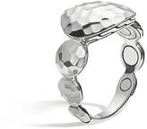 John Hardy Women's Sterling Silver Palu Large Round Disc Ring