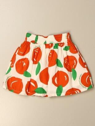 Stella McCartney Patterned Wide Skirt