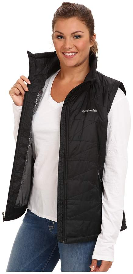 Columbia Plus Size Mighty Litetm III Vest Women's Coat