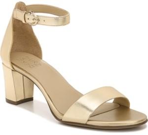 Naturalizer Vera Ankle Strap Sandals Women's Shoes
