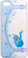 Samsung Jenny Collicott Peacock Bamboo iPhone Five 5S Se 5C Six S5 Case