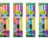 Crayola GUM Electric Toothbrush