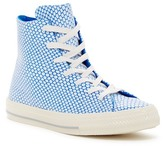 Converse Chuck Taylor All Star Gemma Scaled Leather High Top Sneaker (Women)