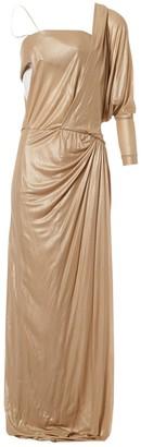 Jay Ahr Beige Viscose Dresses