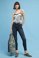 Current/Elliott The Stiletto High-Rise Super-Skinny Cropped Jeans