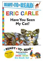 Simon & Schuster Eric Carle Ready-to-read Value Pack.