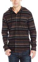 Billabong Men's Ziggy Long Sleeve Woven Flannel