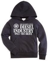 Diesel Boys' Signature Hoodie - Sizes 8-16