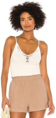 Free People Up Late Seamless Cami