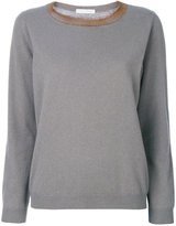 Fabiana Filippi round neck sweater