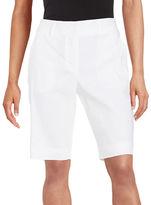 DKNY Knit Bermuda Shorts