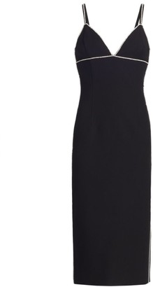 Cinq à Sept Beth V-Neck Sheath Dress