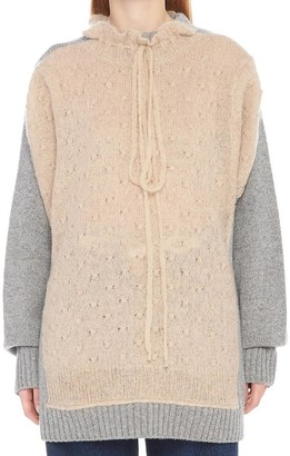 J.W.Anderson Drawstring Neck Sweater