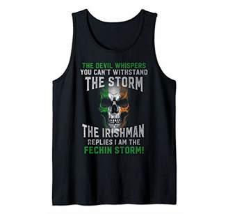 American Apparel The Irish Storm - Proud Irish Tank Top