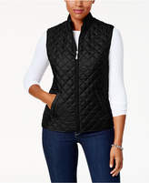 Karen Scott Petite Puffer Vest, Created for Macy's