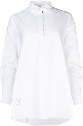 Thom Browne Button-Up Shirt